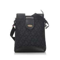 Chloe Canvas Shoulder Bag