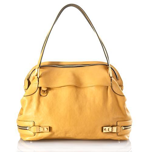 Chloe Cary Large Shoulder Handbag
