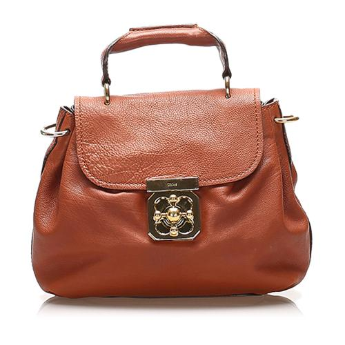 Chloe Elsie Leather Satchel