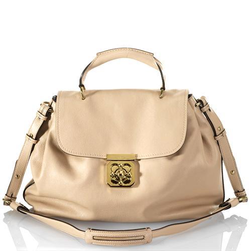 Chloe Elsie Medium Satchel Handbag