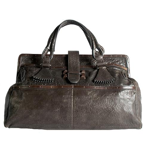 Chloe Elvire Framed Satchel Handbag
