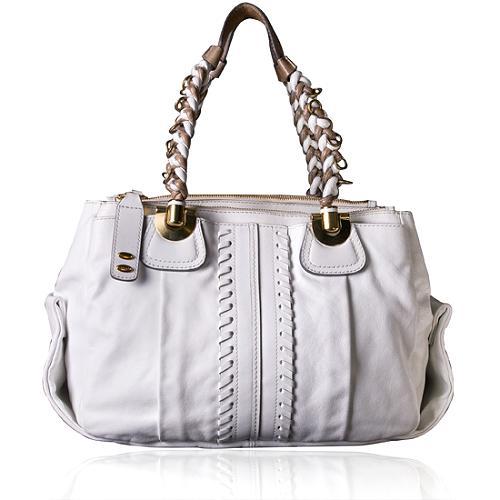 Chloe Heloise Satchel Handbag