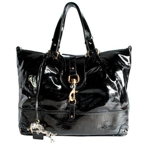 Chloe Kerala Large Satchel Handbag