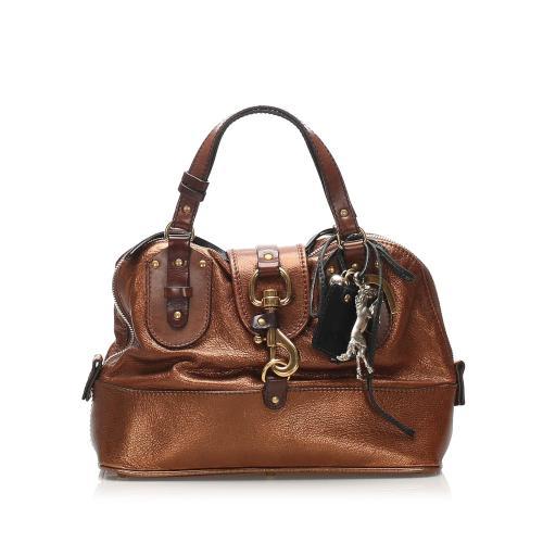 Chloe Kerala Leather Handbag