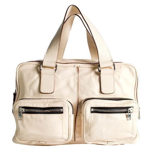 Chloe Large Betty Satchel Handbag
