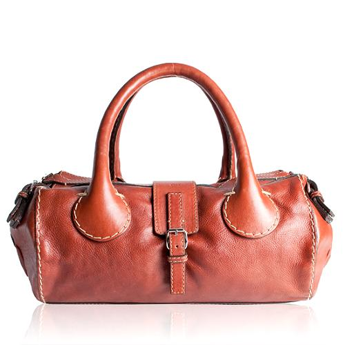 Chloe Large Edith Satchel Handbag