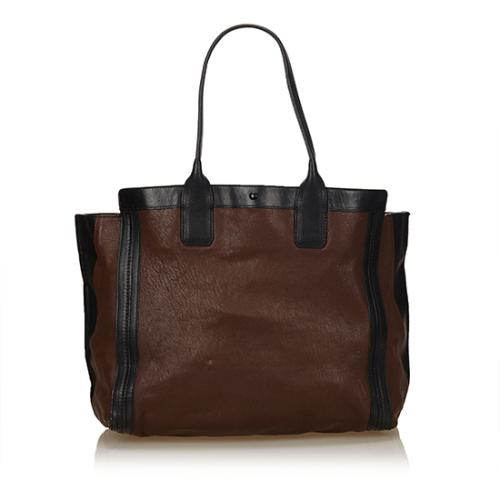 Chloe Leather Allison Tote