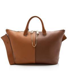 Chloe Leather Baylee Medium Shoulder Bag