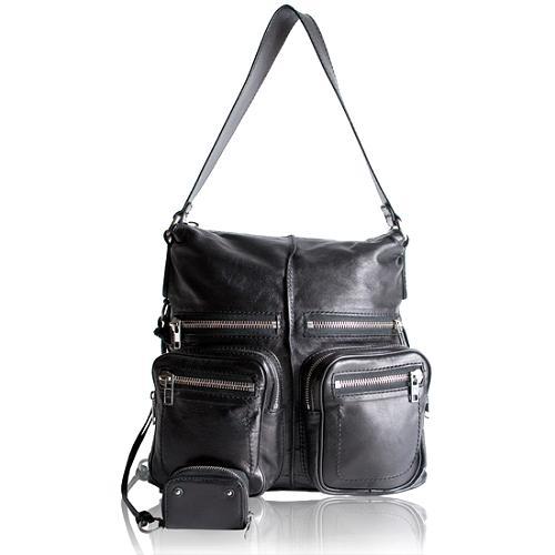 Chloe Leather Betty Hobo Handbag