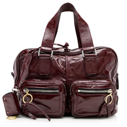 Chloe Leather Betty Large Satchel - FINAL SALE