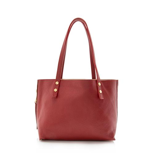 Chloe Leather Dilan Small Tote