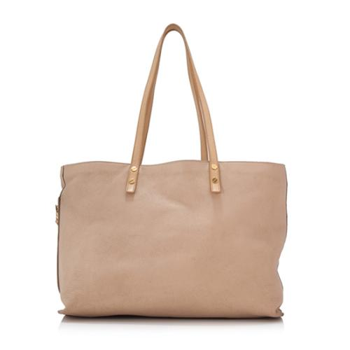 Chloe Leather Dilan Tote