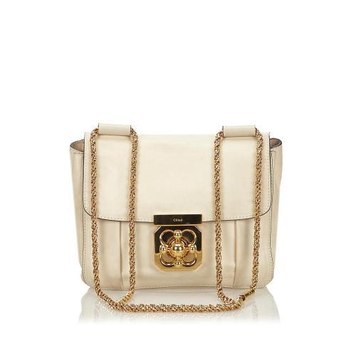 Chloe Leather Elsie Crossbody Bag