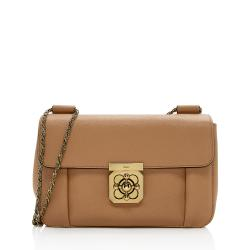 Chloe Leather Elsie Medium Shoulder Bag