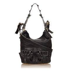 Chloe Leather Elvire Shoulder Bag