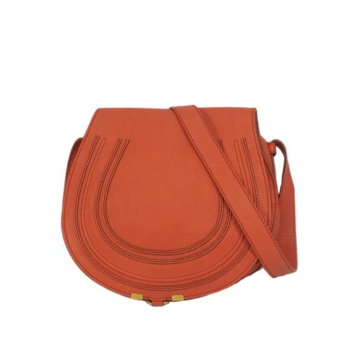 Chloe Calfskin Marcie Crossbody Bag
