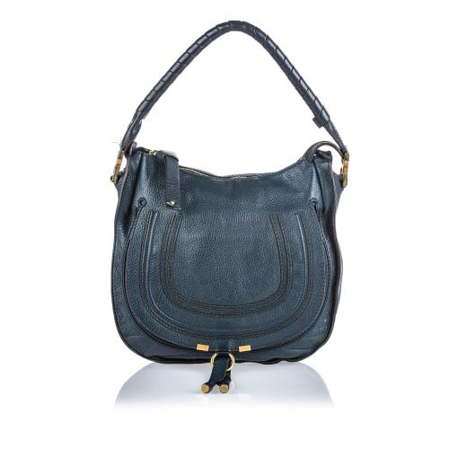 Chloe Leather Marcie Hobo