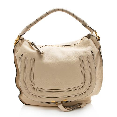 Chloe Leather Marcie Large Hobo - FINAL SALE
