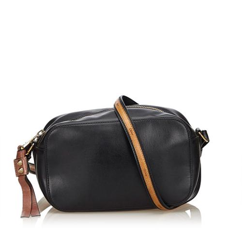 Chloe Leather Sam Shoulder Bag