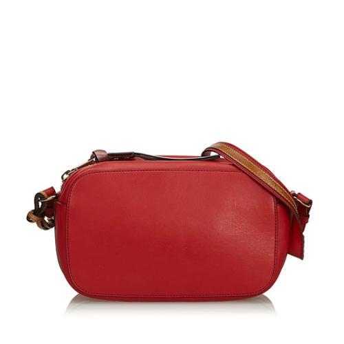 Chloe Leather Sam Shoulder Bag