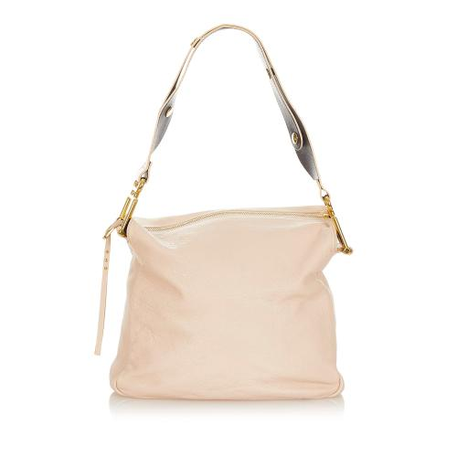 Chloe Leather Shoulder Bag