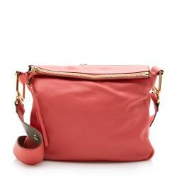 Chloe Leather Vanessa Small Shoulder Bag
