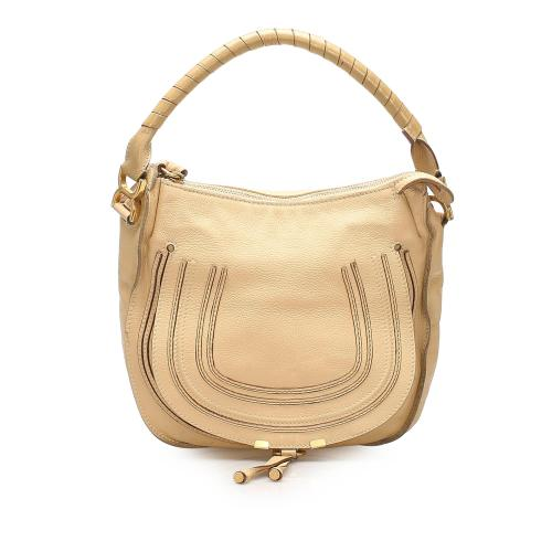 Chloe Marcie Leather Handbag