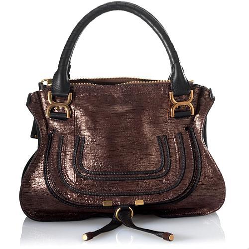 Chloe Marcie Medium Satchel Handbag