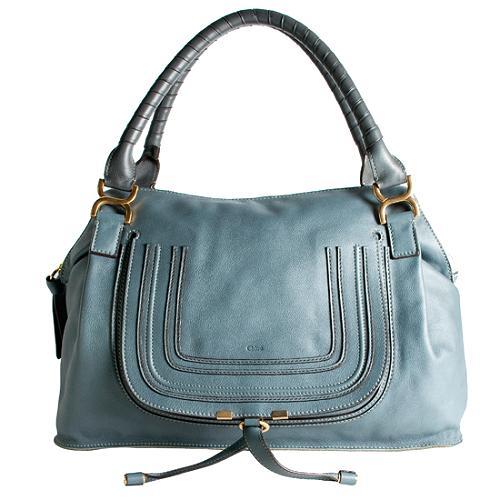 Chloe Marcie Medium Shoulder Handbag