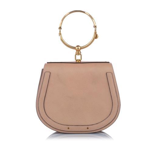 Chloe Nile Leather Satchel