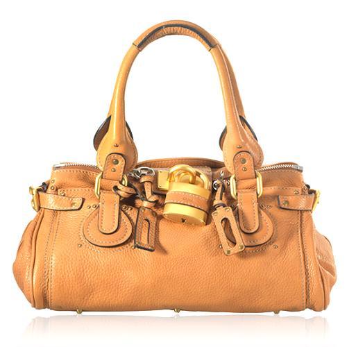 Chloe Paddington Shoulder Handbag