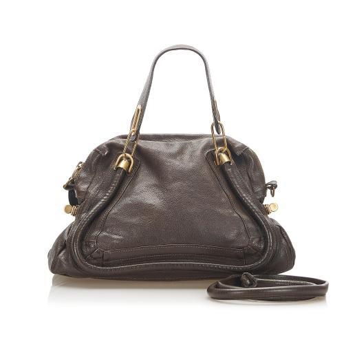 Chloe Paraty Leather Satchel