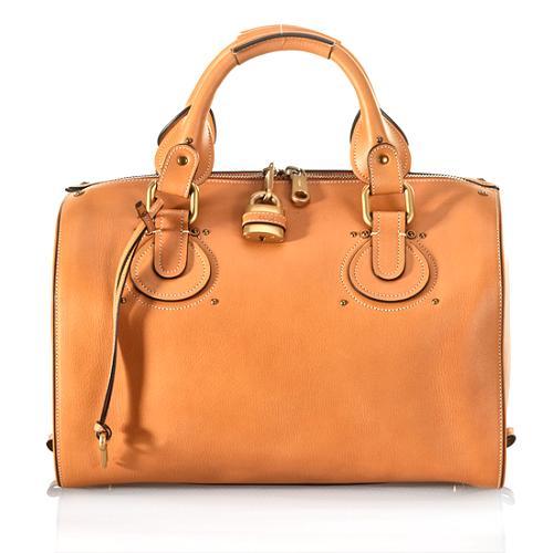 Chloe Pure Paddington New Duffle Handbag