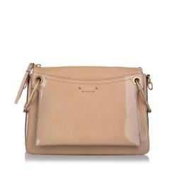 Chloe Leather Roy Satchel