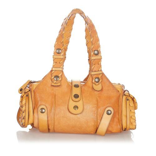 Chloe Silverado Leather Shoulder Bag