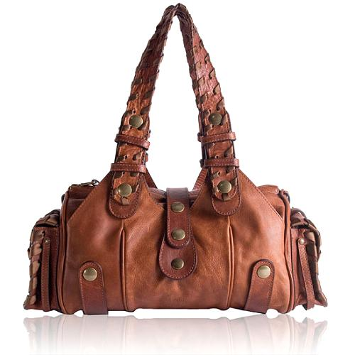 Chloe Silverado Satchel Handbag