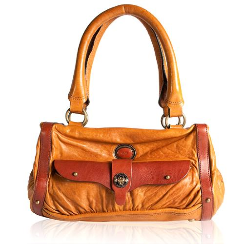 Chloe Small Maggie Framed Satchel Handbag