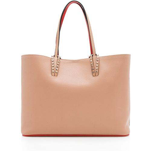 Christian Louboutin Leather Cabata Tote
