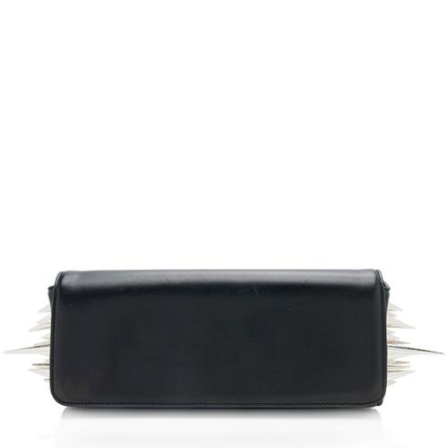 Christian Louboutin Leather Marquise Clutch