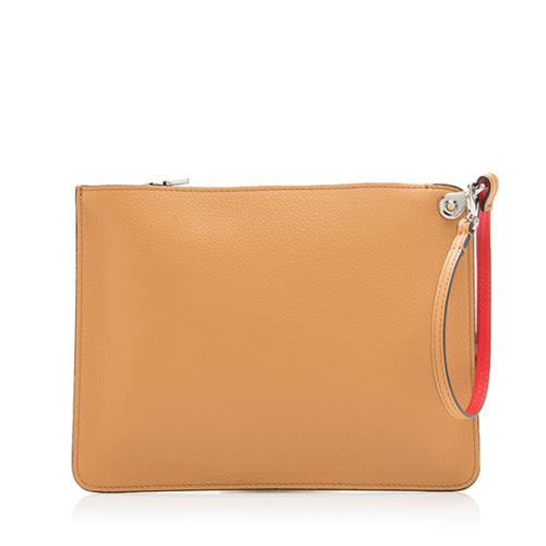 Christian Louboutin Leather Pochette