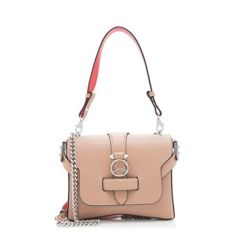 Christian Louboutin Leather Rubylou Shoulder Bag