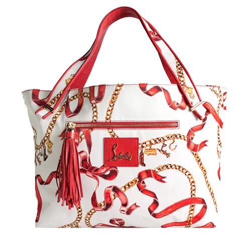 Christian Louboutin Lucky Charms Tote