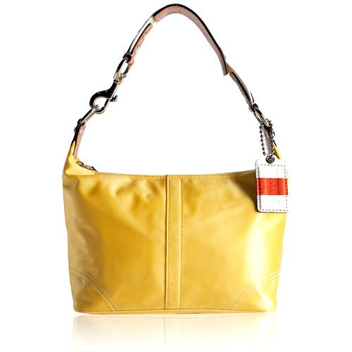 Caoch Hamptons Weekend Small Hobo Handbag