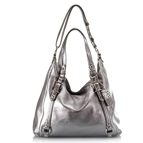 Coach Alexandra Large Leather Tote