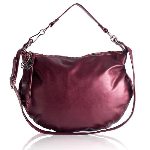Coach Ali Zip Hobo Handbag