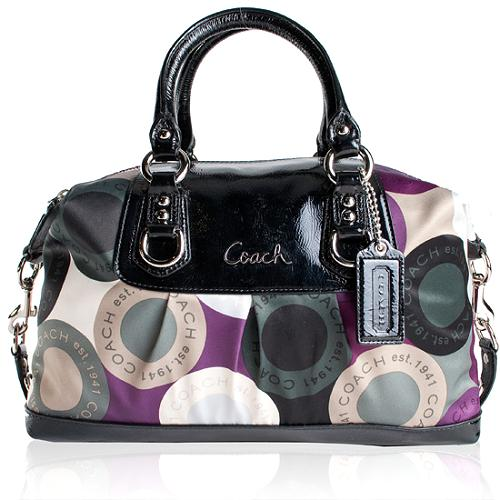 Coach Ashley Snaphead Satchel Handbag