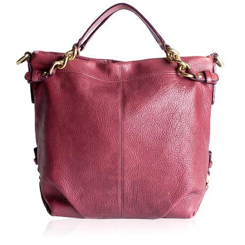 Coach Brooke Limited Edition Breast Cancer Awareness Hobo Handbag