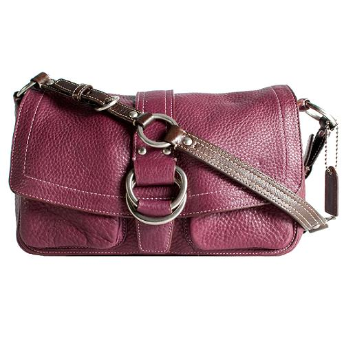 Coach Chelsea Leather Field Shoulder Handbag
