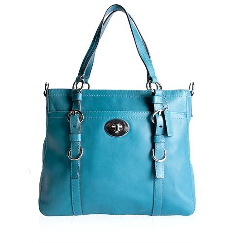 Coach Chelsea Leather Large Tote