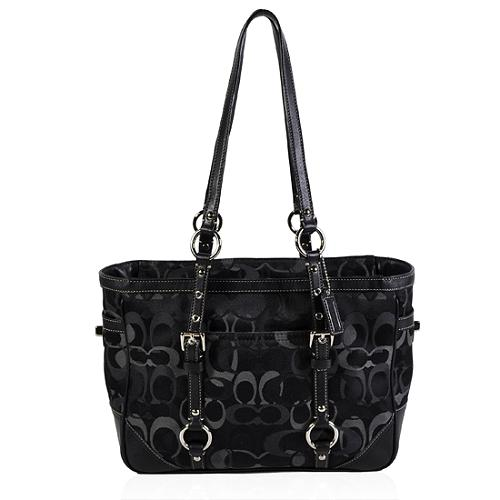 Coach Chelsea Optic Gallery Tote